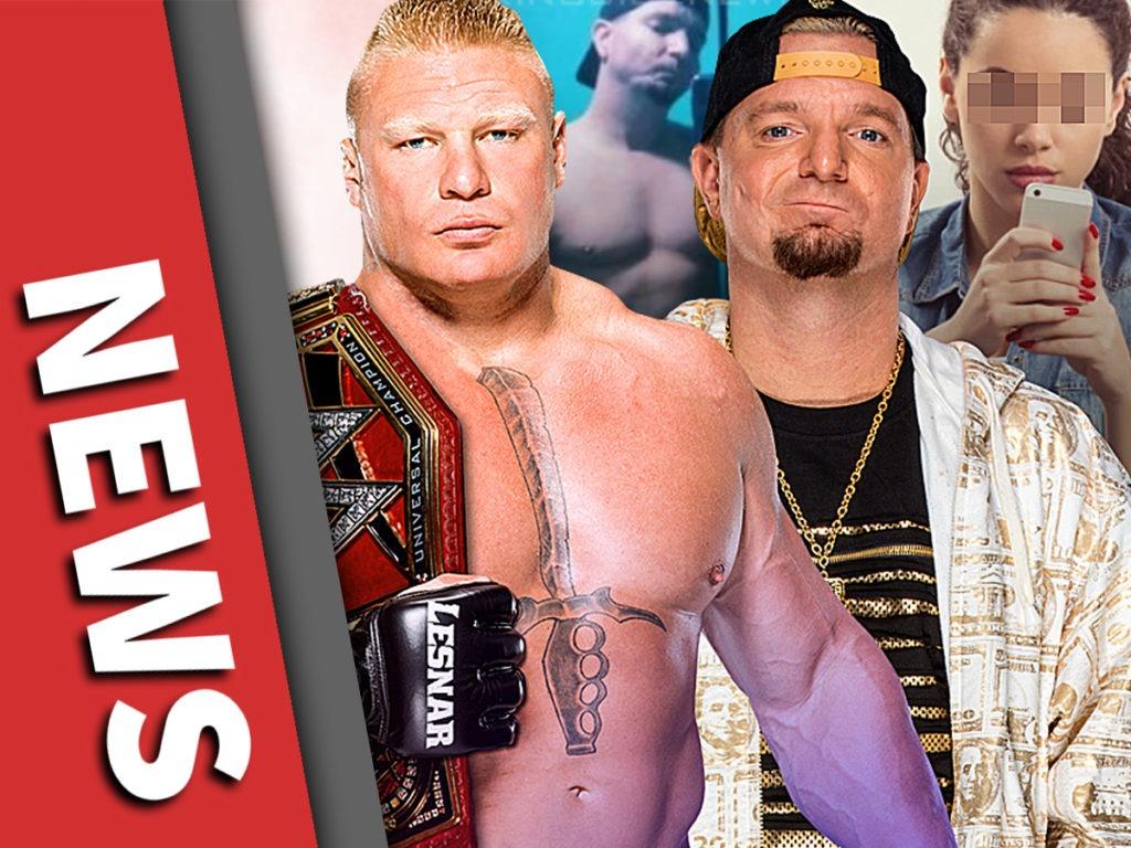 Brock Lesnar Heat! Schwere Vorwürfe gegen James Ellsworth ...